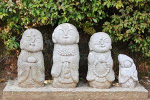 地蔵盆の時期はいつ?京都だけで関東にはないの?