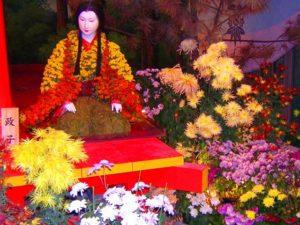 菊人形展2016 二本松、東京、名古屋など日本で有名な菊人形展の日程や場所をご紹介
