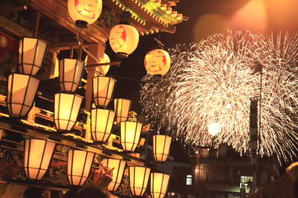 秩父夜祭2016 花火は何発?打上場所や観覧場所(穴場)情報を公開!