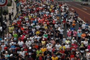 東京マラソン2017 オススメ宿泊場所5選!コースと高低差も!