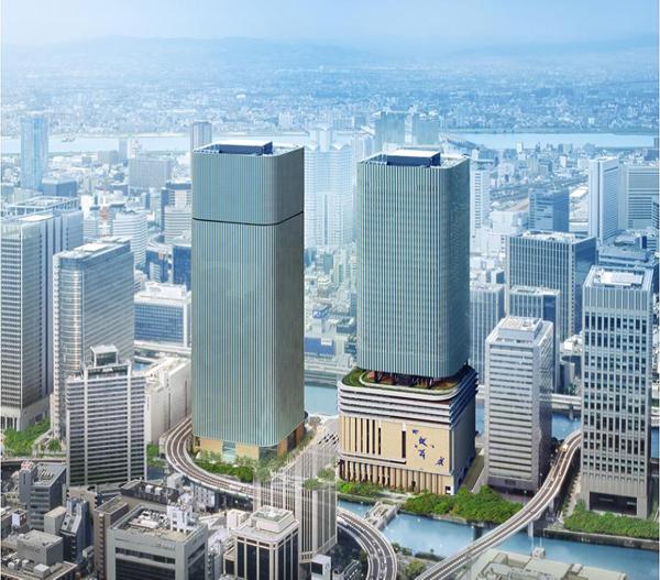 中之島フェスティバルタワー・ウエスト オープンはいつ?テナントやホテルは何が入る?