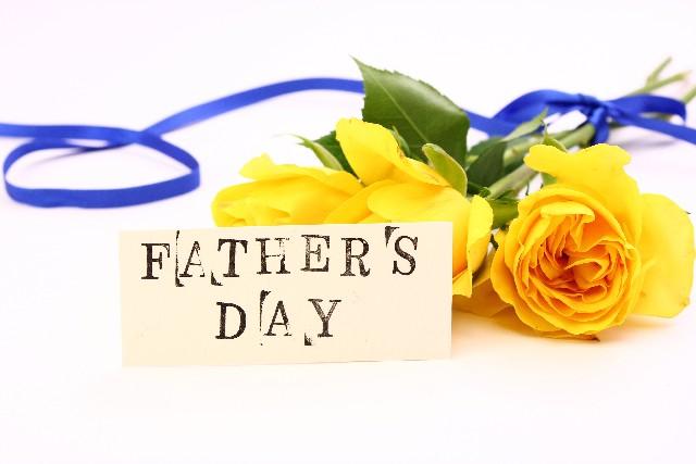 父の日はいつ?由来やいつから日本で始まったか、贈る花が黄色いバラの理由を全て解説!