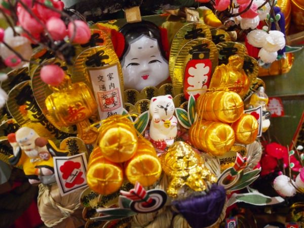 酉の市2016 横浜の場所、日程や時間は?