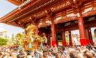 神田祭の歴史や神輿の数、掛け声が「セイヤ!」の理由